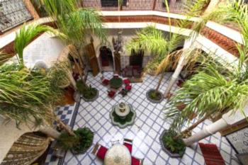 Riad Chennaoui - Familienzimmer mit Bad (6 Erwachsene)