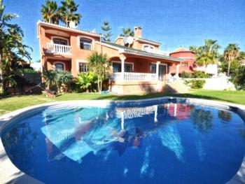 Villa in Mijas Costa, Malaga 100930