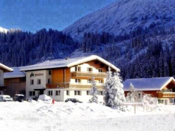 Pension Waldhof - Apartment mit 1 Schlafzimmer und Balkon
