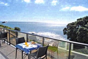 Apartamentos 3 Praias - Apartment mit 2 Schlafzimmern und Terrasse