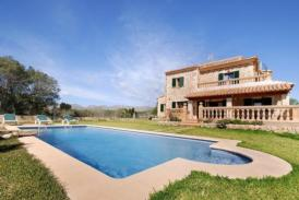 Atemberaubende Villa mit Pool 1 Km von der Bucht von Pollença