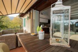 Exklusives 1-Zi Apartment in moderner Residenz, große Sonnenterrasse, 4 Automin. zum Coco Strand