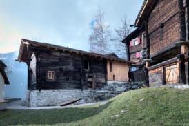 Huberhaus - Ferien im Baudenkmal