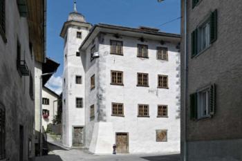 Türalihus Unten | Wohnung 1.Obergeschoss - Ferien im Baudenkmal