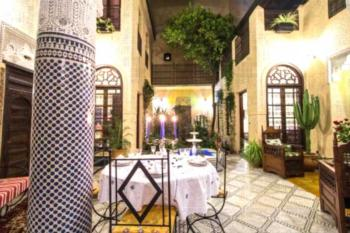 Riad Letchina - Classic Familienzimmer