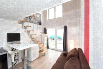 Feldhouse - Maisonette-Apartment
