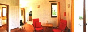 Alén D'Aragón - Standard Apartment mit 2 Schlafzimmern