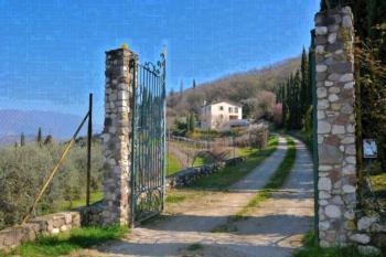 Haus in Garda