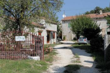 Ferienwohnung im Ort Heraki (Središnja Istra), Kapazität 2+1
