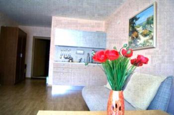 Užkanaves Apartament - Apartment mit 1 Schlafzimmer und Gartenblick