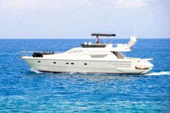 Yacht Lady S - Ausflug Rhodos - Kalithea - Rhodos  1/2 Tag