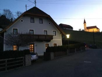 Malerisches Bauernhaus