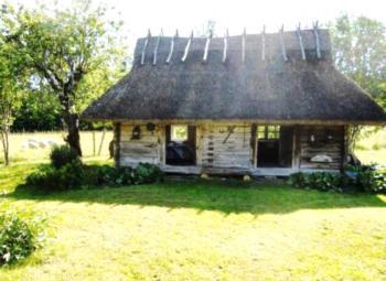 Antsu-Jaani Tourism Farm - Familienzimmer mit Gemeinschaftsbad