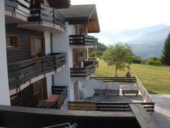 Grosszügige Wohnung mit herrlichem Blick auf die Berner Alpen