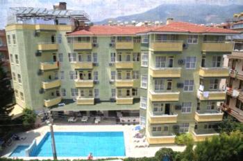 Almera Apart Hotel - Apartment mit 1 Schlafzimmer (2 Erwachsene)
