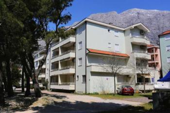 Apartament w miejscowości Baška Voda (Makarska), pojemność 6+2 osób