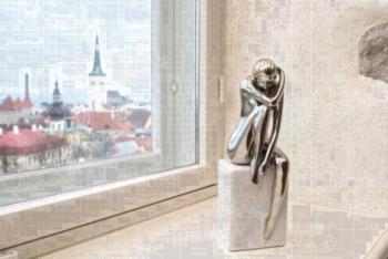 Tallinn City Apartments Old Town Toompea - Apartment mit Sauna mit 2 Schlafzimmern - Toom-Rüütli 12