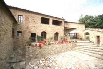 Agriturismo Podere Costarella - Apartment mit 3 Schlafzimmern