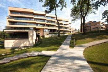 Apartamenti Sun Republic - Apartment mit 1 Schlafzimmer und Schlafsofa