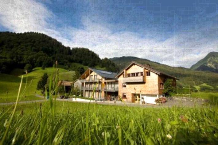 luxus ferienhaus ferienwohnung im bregenzer wald buchen. Black Bedroom Furniture Sets. Home Design Ideas
