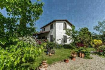 Casale Rosae - Apartment mit Gartenblick