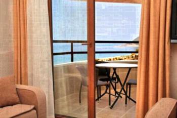 Yeniacun Apart Hotel - Apartment mit 1 Schlafzimmer und Balkon