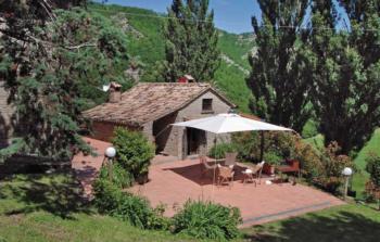 Ferienhaus Cottage Bianca