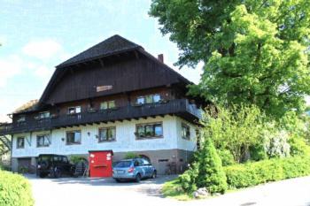 """Mattenhof (Zell am Harmersbach). Nr. 2 Ferienwohnung """"Fuchsbau"""", 2 Schlafräume, max. 5 Personen"""