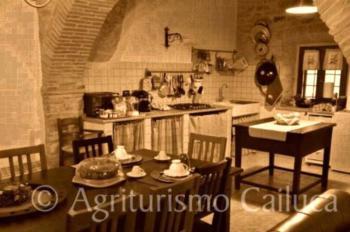 Agriturismo Cailuca - Apartment - Erdgeschoss