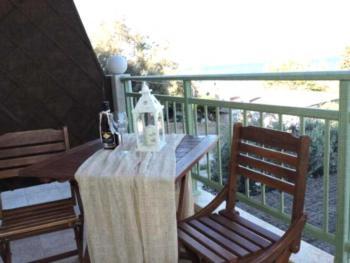 Aroma Stegna - Studio mit Balkon