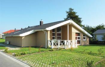 Ferienhaus Strandblick 12 - Dorf 1