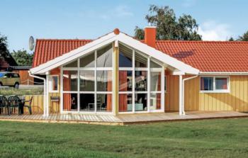 Ferienhaus Strandblick 17 - Dorf 1