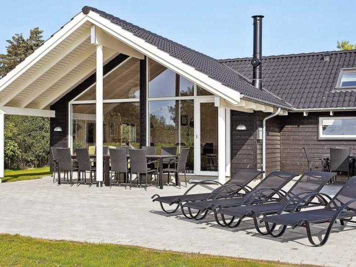 luxus ferienhaus ferienwohnung in stege buchen. Black Bedroom Furniture Sets. Home Design Ideas