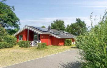Ferienhaus Strandblick 7 - Dorf 1