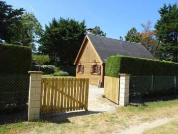 Ferienhaus in Denneville