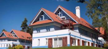 Appartement-Park Riviera Lipno am Lipno-Stausee