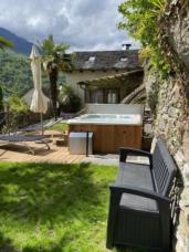 Top - Rustico mit Aussenwhirlpool beheizt und Sauna