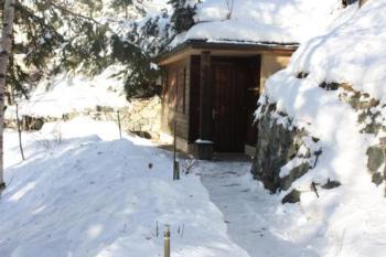 Chasa Nadig - Gartenhaus