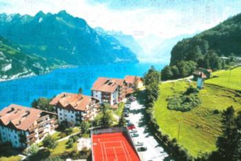 Hotel Bellevue - Ferienwohnungen - AX1