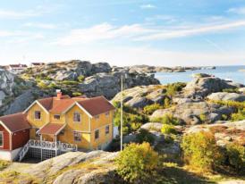 Ferienhaus Skarhamn