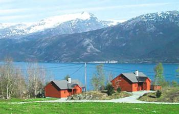 Ferienhaus Varaldsøy