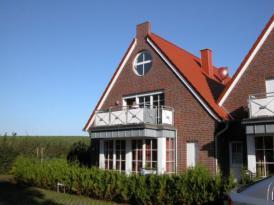 Haus Ferien hinterm Deich - Erdgeschoss