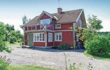 Casa de vacaciones Malmköping