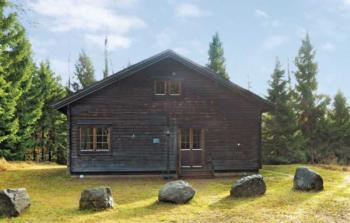 Casa de vacaciones Älgen