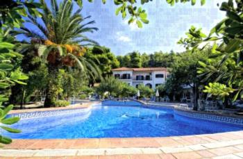 Delphi Resort - Apartment with Sea View (2 Adults + 1 Child) - Split Level