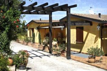 Country House Il Sambro - Apartment mit 1 Schlafzimmer