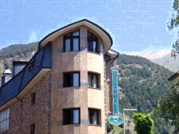 Aparthotel Casa Vella - Apartment mit 1 Schlafzimmer (3-4 Erwachsene)