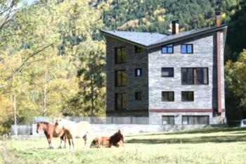 Apartaments Turístics Prat de Les Mines - Apartment (2 Erwachsene + 1 Kind)