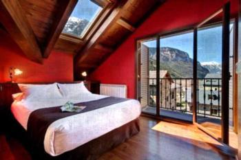 Apartamentos Villa de Plan - Apartment mit 1 Schlafzimmer (3-4 Erwachsene)
