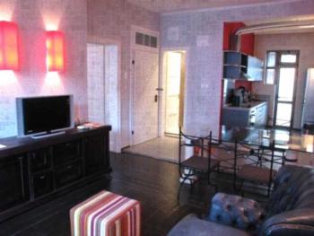 Central Perk Apartments - Apartment mit 1 Schlafzimmer und Blick auf den Park